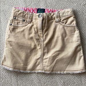 Mini Biden skirt  5-6Y